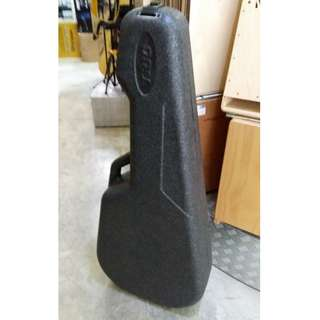 Tric case for parlour size guitar