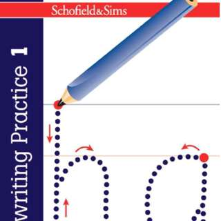Schofield & Sims Handwriting Practice Book