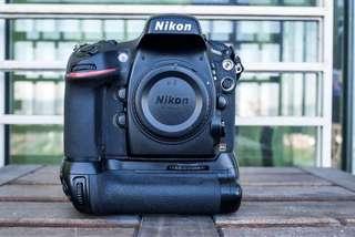 Nikon D800 (sc 39k)