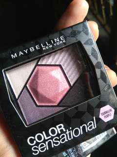 Maybelline Eyeshadow Tourmaline Purple