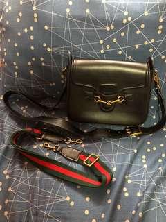 Gucci Lady Web Shoulder Bag