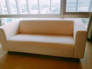 簡約 白色 沙發 現代風格