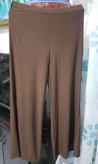 Square pants brown