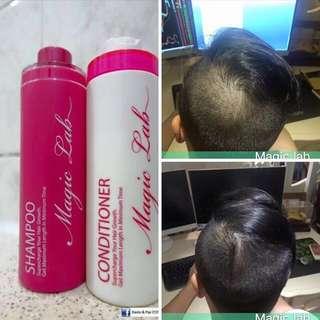 Magic Lab洗頭水護髮素套裝