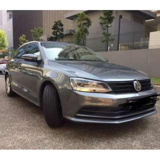 Volkswagen Jetta 1.4 Auto TSI DSG Trendline