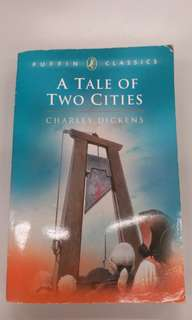 A tale of two cities 📚charles dickens