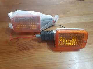 Vintage Signal Lamps