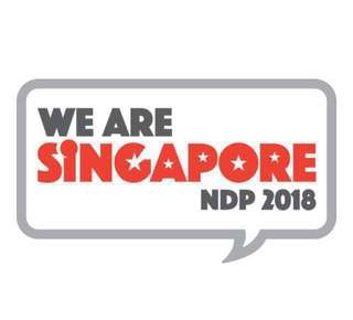 Exchange NDP Preview 1 Tickets For NDP Actual Day Tickets