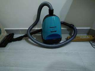 Panasonic 吸塵機 vaccum cleaner