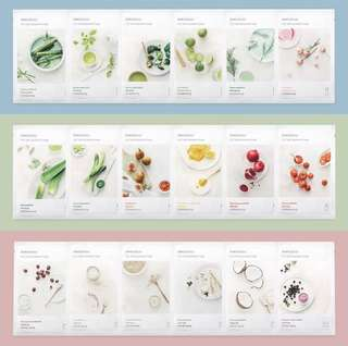 Innisfree My Real Squeeze Mask Sheet 20ml