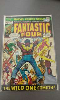 Fantastic Four early bronze age marvel Comics