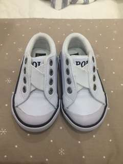 Polo Ralph Laurel Toddler Shoes US4