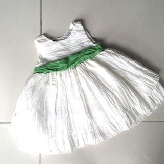 White poofy dress #july70