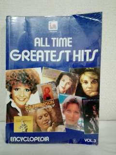 Vol 3 All Time Greatest Hits