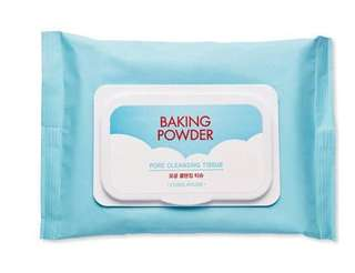 Etude House Baking Powder Cleasing Tissue