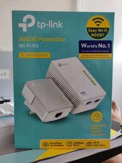 TP-LINK AV600 wifi extender