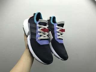 Adidas Originals POD-S3.1 Boost 貨號:B37361 黑/紫蘭/翠蘭
