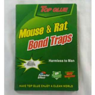Mouse and Rat Bond traps