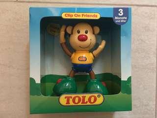 Tolo Clip On Friends - Monkey