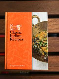 75 Classic Indian Recipes Book