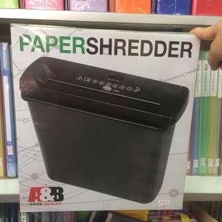 S117A A4電動碎紙機 行貨 paper shredder 好用