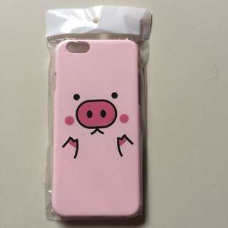 🌻BRANDNEW🌻 Iphone 6 Iphone 6s Cute Pink Pig Hard Case