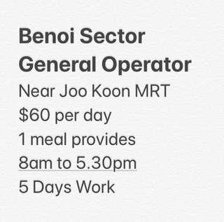 General Operator