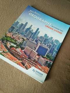 Sec 2 Geography[Urban Living]