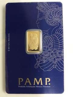 2.5 grams - 999 Gold Bars ❤️❤️❤️