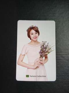 Twice Natural Collection 小卡 彩瑛