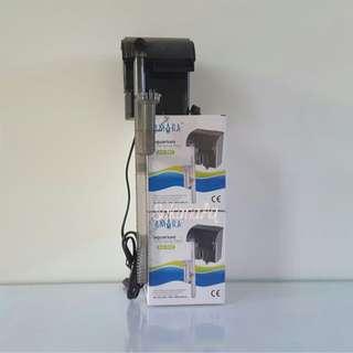 filter aquarium/ hanging filter amara AA-501