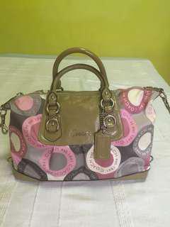 Coach bag not lv prada long champ