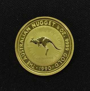 999 Australia Gold Coin (1/4 Ounce) ✅✅