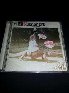 CD Beady Eye. Different gear still speeding. (Oasis)