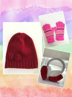 🆓Postage* 3 in 1 Girls Winter Essentials #July70