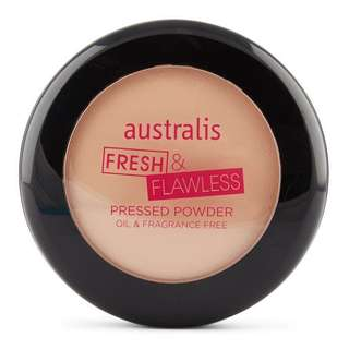 [IN-STOCK] Australis Fresh and Flawless Pressed Powder