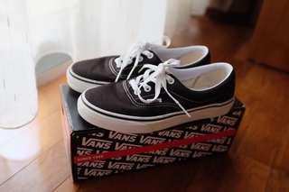 Vans authentic black
