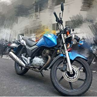 CB125 Economical Bike! Stable and Easy to Ride! $100/week only! Perfect for P-Plate!