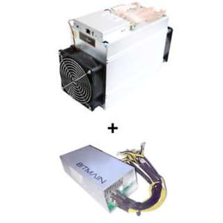 Bitmain Antminer A3 with Power Supply - SGD 680 per set! - Blake (2b) mining algorithm - Free Tutorial Provide