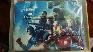 Ipad air 2 case 保護套 avengers 超級英雄