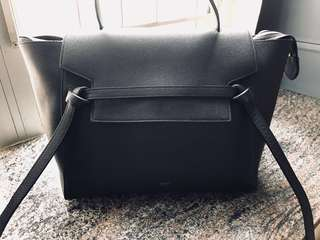 80%new Celine Mini Belt Bag