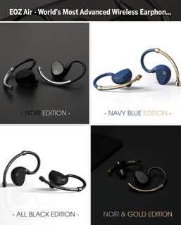 EOZ Air wireless earphones