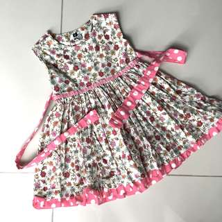 Girl Sweet Floral Dress