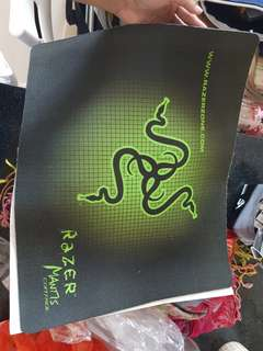 Razer Mantis Mousepad! Never used!