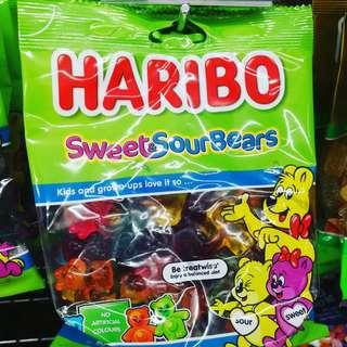 Haribo 手拉手👫熊仔糖軟糖 紐西蘭直送