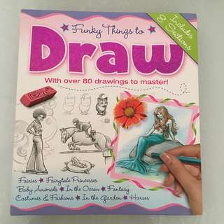 Learn to draw - all different 8 sections