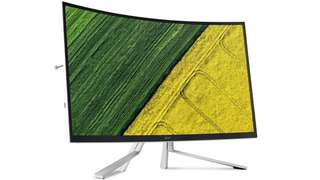"Acer 32"" Curved Monitor New Model ET322QR A"