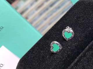 【正品‼️】Tiffany Earrings耳環💕配全套包裝+紙袋🎁🎁