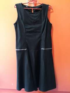 Mossimo Black Sleeveless Dress