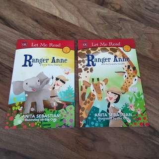 Ranger Anne series